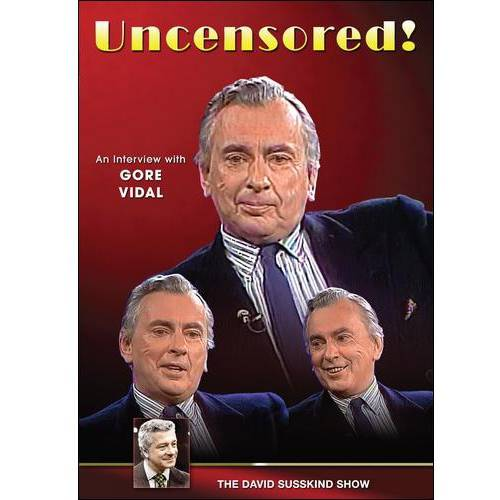 The David Susskind Show: Uncensored! - An Interview With Gore Vidal (Full Frame)