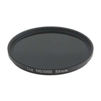ICE 58mm ND1000 Filter Neutral Density ND 1000 58 10 Stop Optical