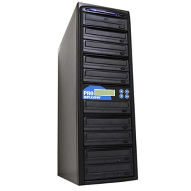 Produplicator A9DVDS24X 1 to 9 target SATA Serial ATA 24x...