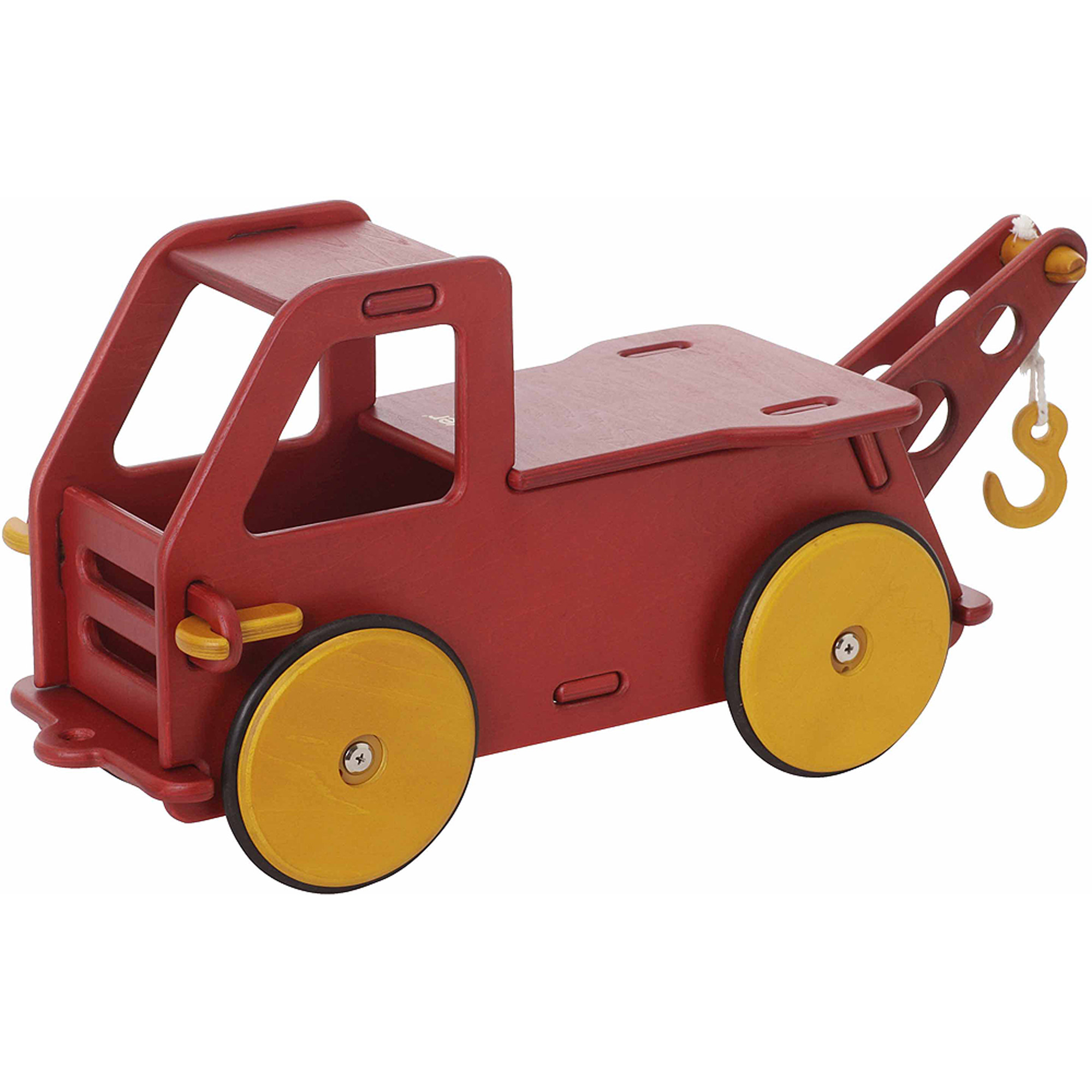 Moover Baby Truck, Red