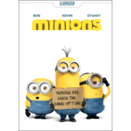 Minions (DVD) - The Movie Minions
