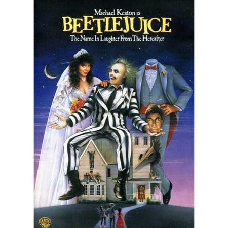 Beetlejuice (Full Frame, Widescreen) (Halloween Light Show Beetlejuice)