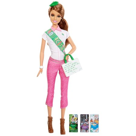 BARBIE LOVES GIRL SCOUTS 2