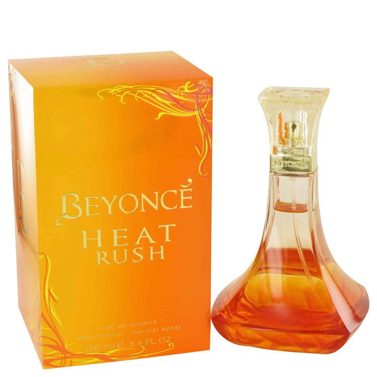 Beyonce Beyonce Heat Rush Eau De Toilette Spray for Women 3.4 oz