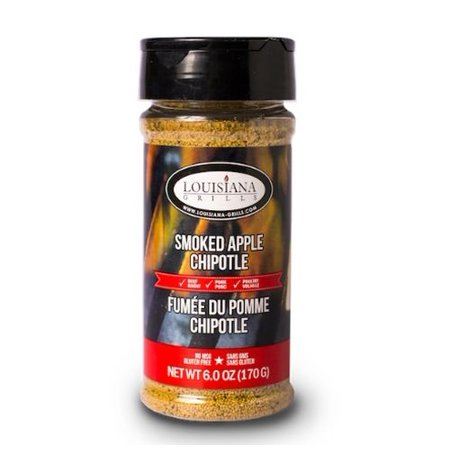 Smoked Chipotle (Louisiana Grills Spices and Rubs, Smoked Apple Chipotle, 5)