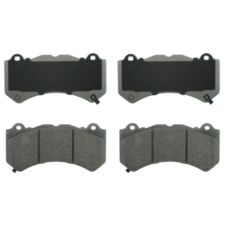 Disc Brake Pad Set-ThermoQuiet Disc Brake Pad Rear Wagner MX413