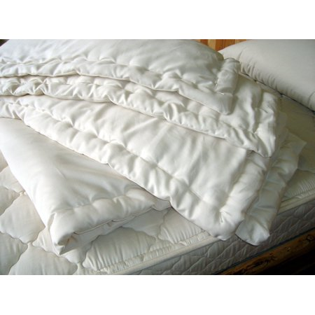 Holy Lamb Organics Certified Organic Cotton & Natural Wool Crib Baby