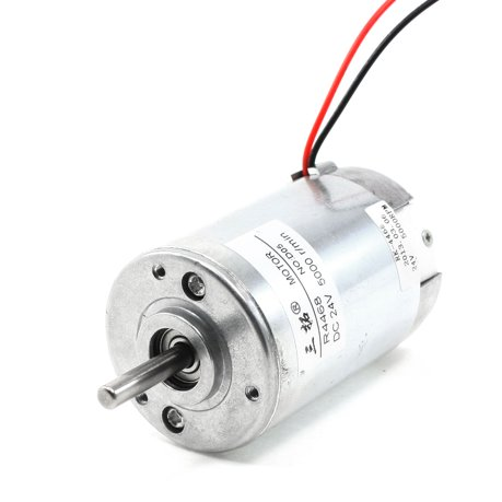5000rpm 24v 5a high torque electric speed reduce dc gear for How to reduce motor speed