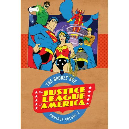 Justice League of America: The Bronze Age Omnibus Vol. 2