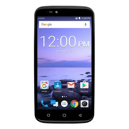 Cricket Wireless Coolpad Canvas 16GB Prepaid Smartphone,