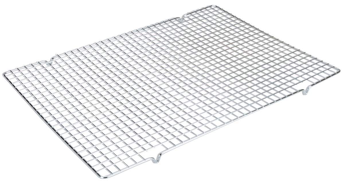 14-1 2-Inch 20-Inch Chrome-Plated Cooling Grid 14-1 2-Inch by 20-inch, Fast shipping,Brand Society6 by