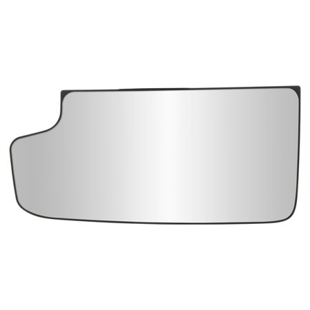 88290 - Fit System Driver Side Non-heated Mirror Glass w/ backing plate, Chevy Silverado/ GMC Sierra 1500 14-18, Silverado 2500, 3500, Sierra 2500, 3500 15-18, towing mirror bottom lens, 2nd
