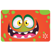 Happy Monster Walmart eGift Card