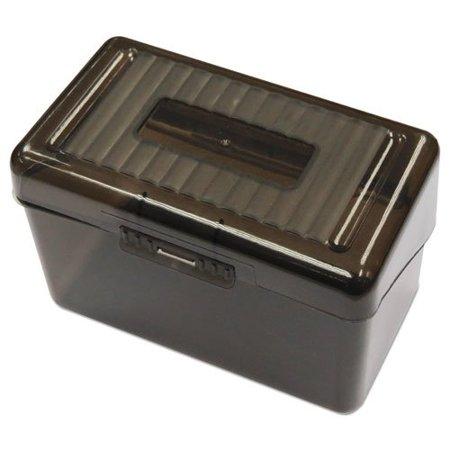 Plastic Index Card Boxes, 4