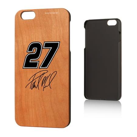 Paul Menard Cherry Wood Iphone 6    6S  Case