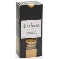 Macleans Sticky Toffee Biscuits 150g (Pack of 3)