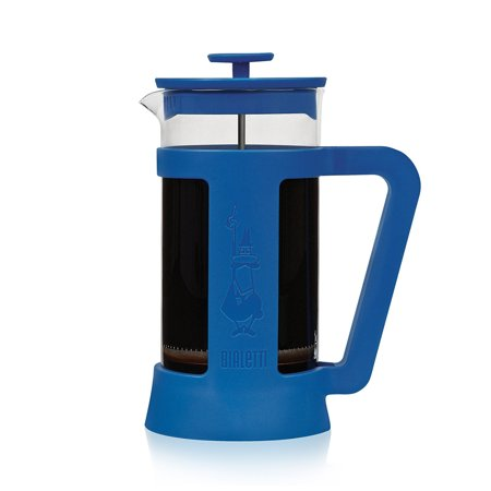 Bialetti Modern 3-Cup French Press Coffee Maker, Blue - image 5 of 5