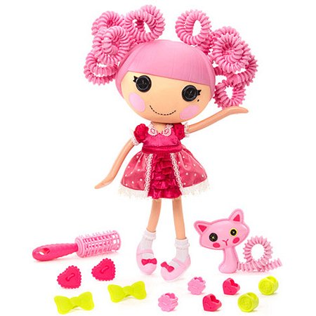 Lalaloopsy silly hair doll jewel sparkles for Lalaloopsy jewel sparkle coloring pages
