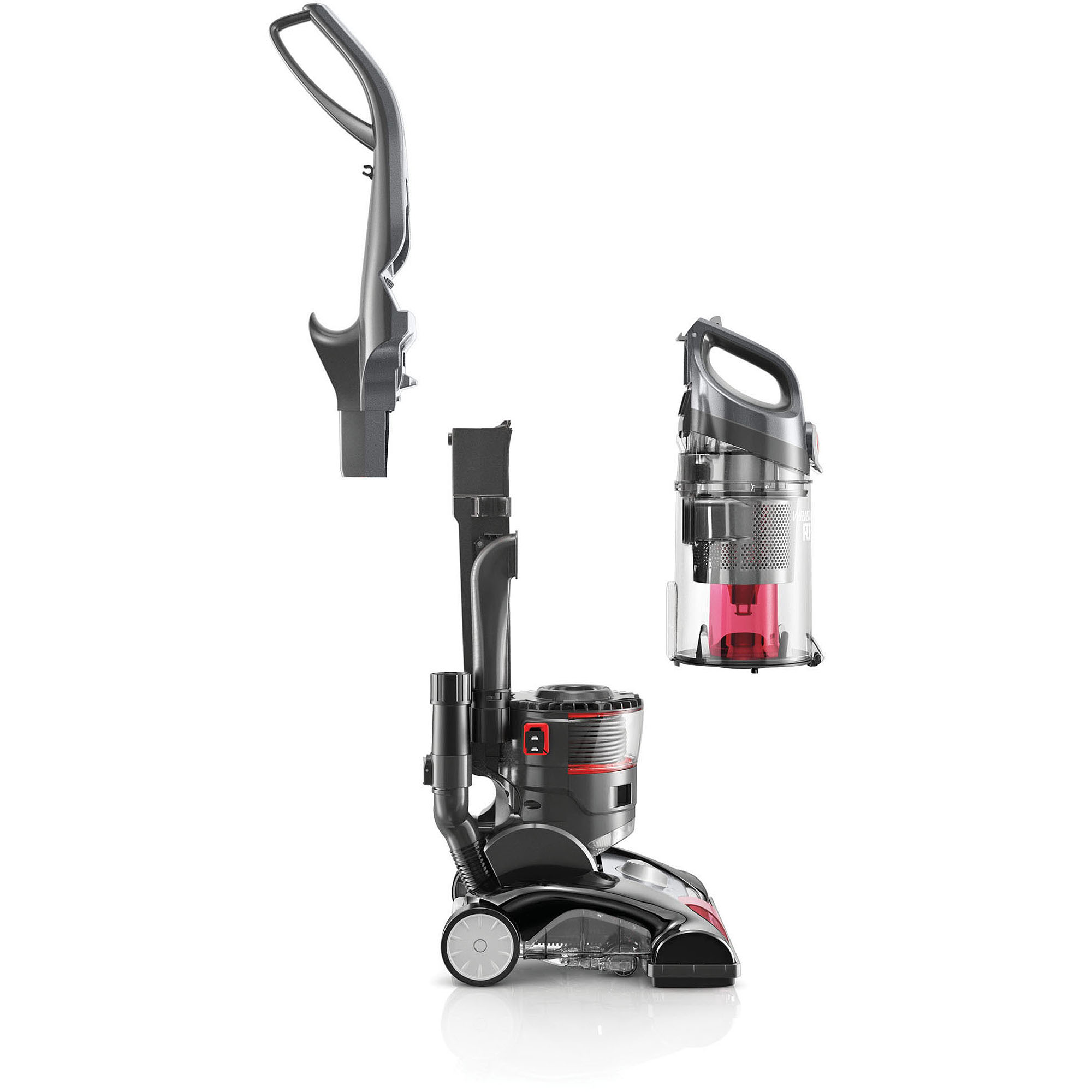 Hoover WindTunnel 3 Pro Bagless Upright Vacuum UH70901PC Walmartcom