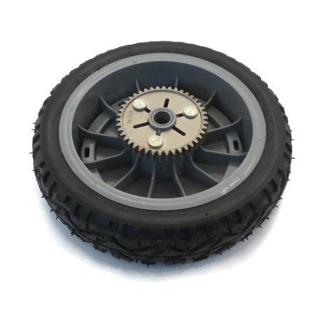 OEM Toro Rear Drive WHEEL & GEAR PINION ASSY for Super Recycler Push Lawn Mower by The ROP