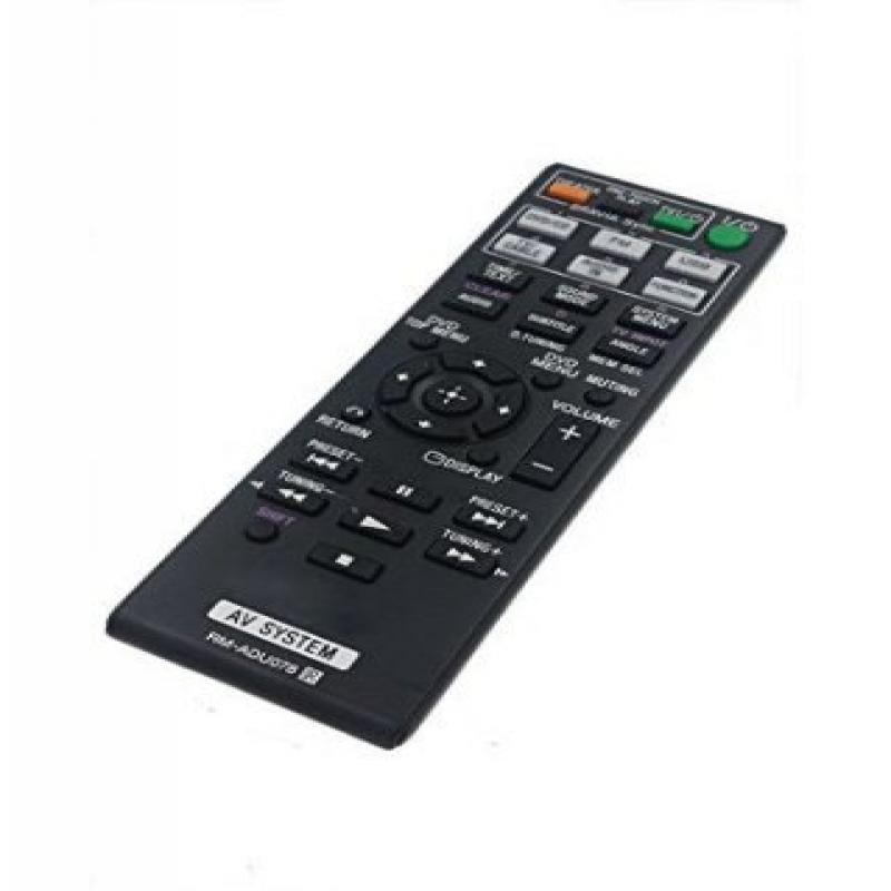 New OEM Replacement Sony Audio DVD Remote Control RM-ADU0...