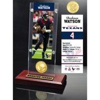 "Houston Texans Highland Mint Deshaun Watson 3.5"" x 9"" Player Ticket Acrylic - No Size"