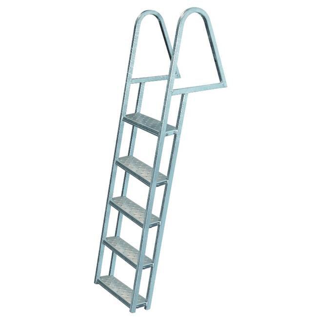 Jif Marine Fdq5 Ga 5 Step Dock Ladder Galvanized