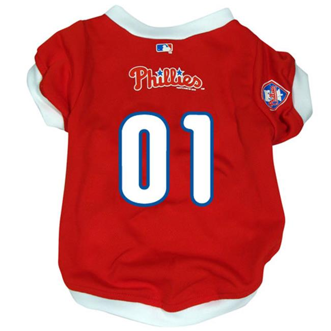 DoggieNation Philadelphia Phillies Dog Jersey