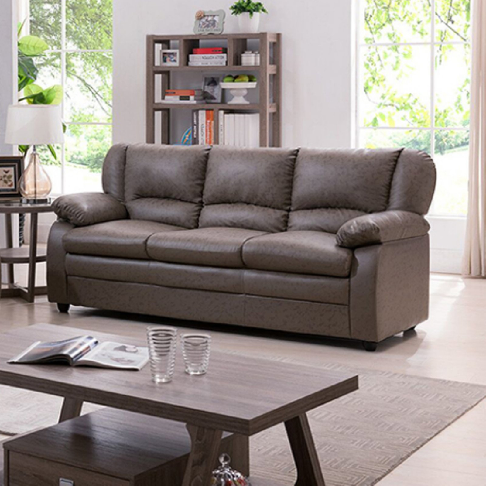 K & B Furniture Huntsville Sofa