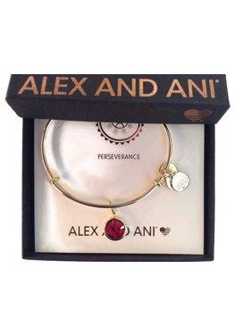 Alex and Ani January Charm Bangle Bracelet