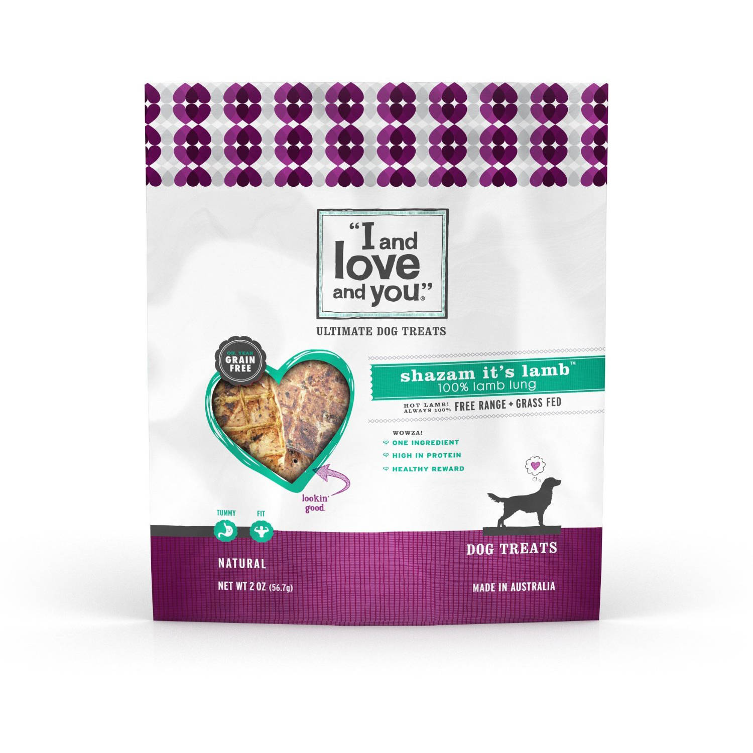 I And Love And You Grater Taters Sweet Potato Dog Treat, 2 oz, 6-Pack