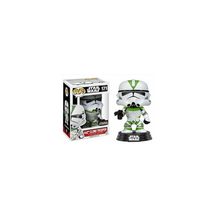 442nd Clone Trooper Star Wars Funko Pop! Vinyl Figure #171 Galactic Convention 2017 (Star Wars The Clone Wars End Credits)
