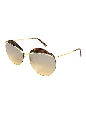 6b2c659da94a Product Image Marc Jacobs Marc 102/S J5G (Gold with Brown Gradient with Silver  mirror effect