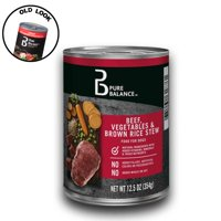 Pure Balance Wet Dog Food, 12.5 oz, Various Flavors