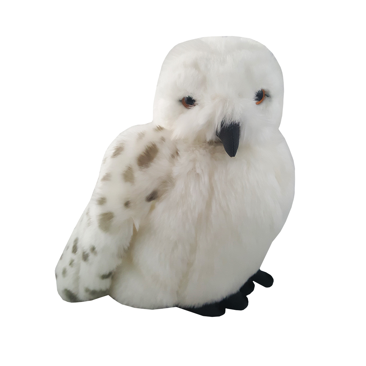 "Wizarding World of Harry Potter Hedwig Owl 11"" Plush Doll Puppet with Sound by"