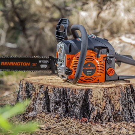 Remington RM4214 Rebel 42CC 2-Cycle 14-Inch Gas Chainsaw