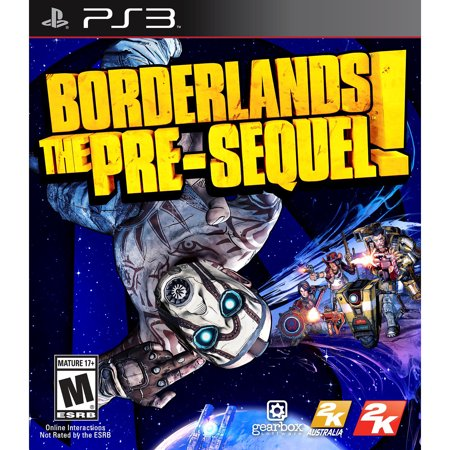 Borderlands: The Pre-Sequel, 2K, PlayStation 3,