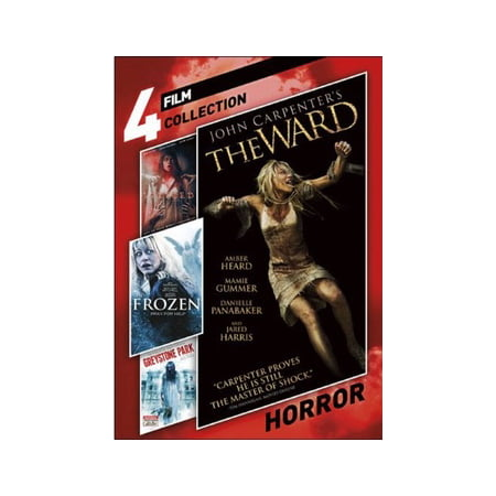 4 Film Collection: Horror DVD