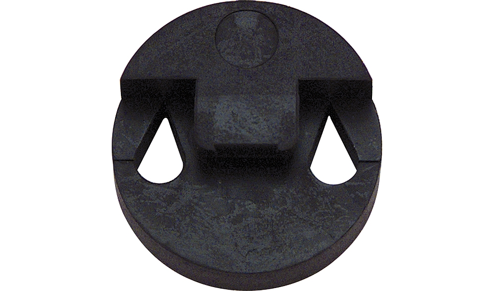 Tourte Two Hole Violin Viola Mute Standard by Tourte