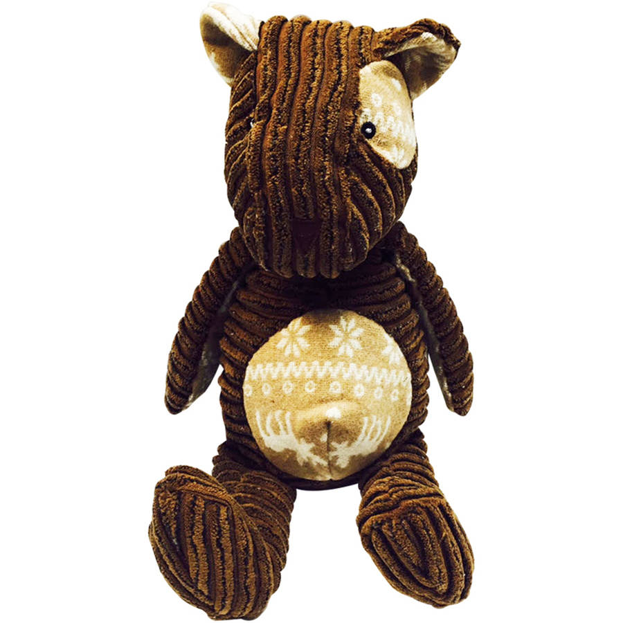 Nandog My BFF Knitted Corduroy Bear Toy