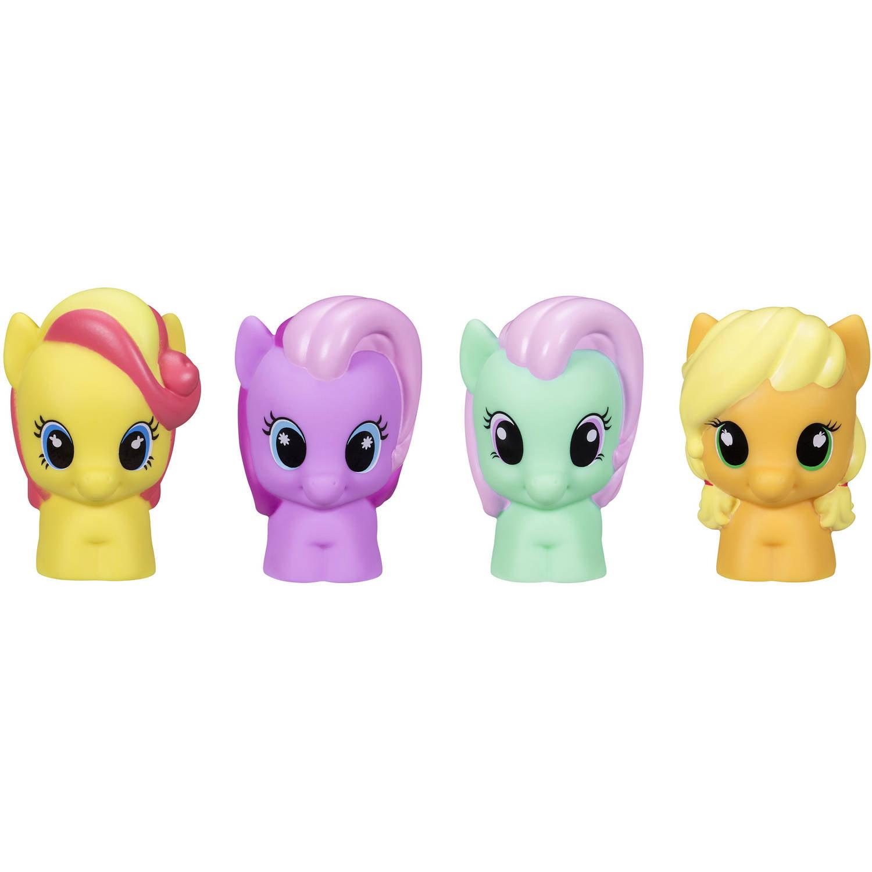 Playskool Friends My Little Pony Figure 4-Pack by Hasbro