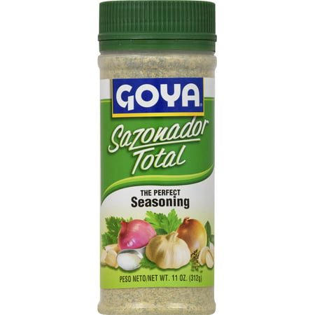 Goya Sazonador Total The Perfect Seasoning  11 0 Oz