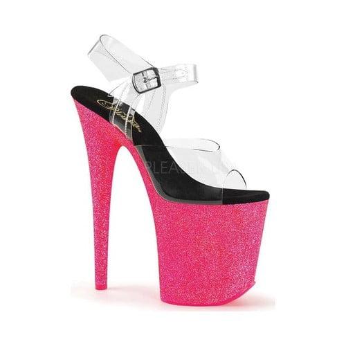 Women's Pleaser Pleaser Women's Flamingo 808UVG Platform Sandal f2b4a9