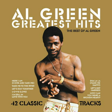 Greatest Hits: The Best of Al Green (CD) (Best Nhl Hits Ever)
