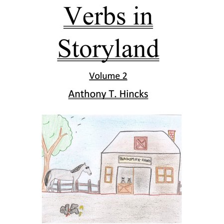 Storyland Series - Verbs in Storyland – Volume 2 - eBook
