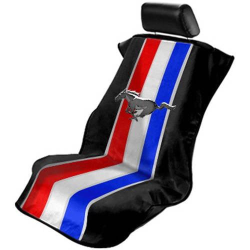 SeatArmour NMustang Pony Tribar Seat Armour