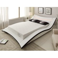 8-Inch Gel Infused Memory Foam Mattress with CertiPUR-US Certified Foam, Queen. Available in Various Sizes