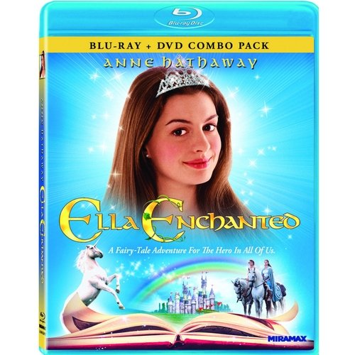Ella Enchanted (Blu-ray   DVD) (Widescreen)