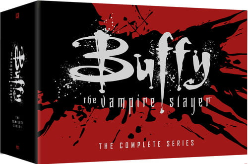 Buffy the Vampire Slayer: The Complete Series (DVD) by
