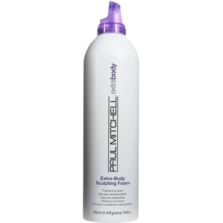 Paul Mitchell Extra Body Sculpting Foam Thickening 16 9 Oz